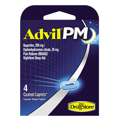 Advil PM 4ct
