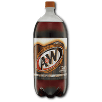 A&W Root Beer 2 Liter