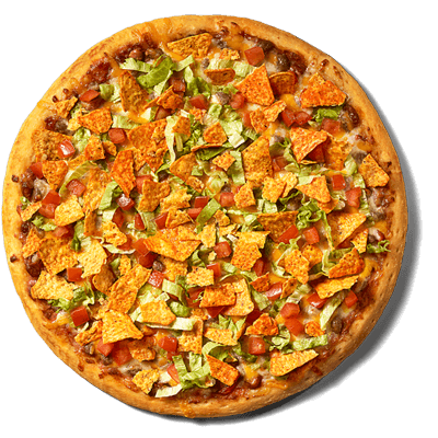 Taco Pizza Order Online For Delivery Or Pickup Casey S