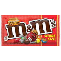 M&M's Peanut Butter Share Size 2.83oz