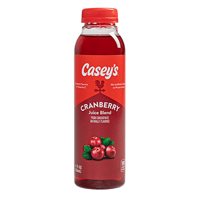Casey's Cranberry Juice Blend 12oz