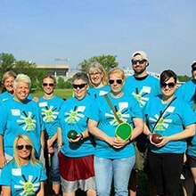 Casey's Volunteers at Special Olympics Iowa Summer Games