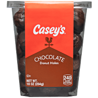 Casey's Chocolate Donut Holes